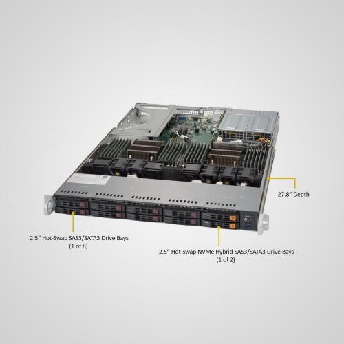 CPU Server -