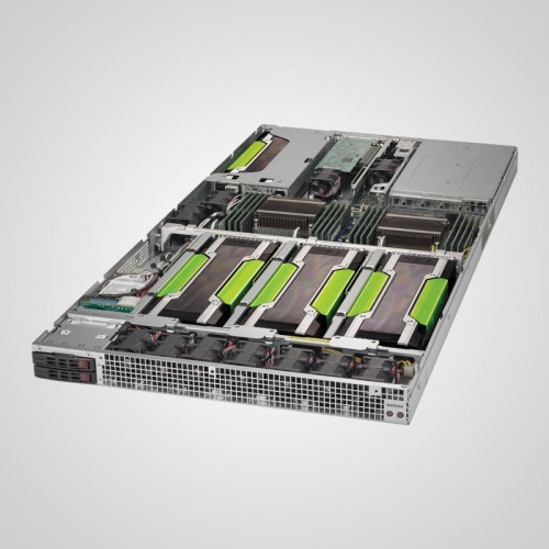 GPU-X4 Best 1U GPU server for 3D rendering