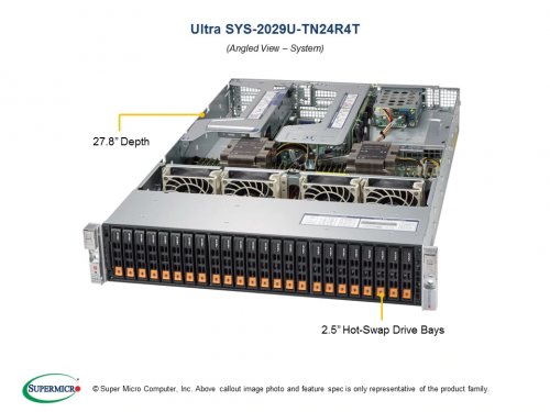 SYS-2029U-TN24R4T SuperServer