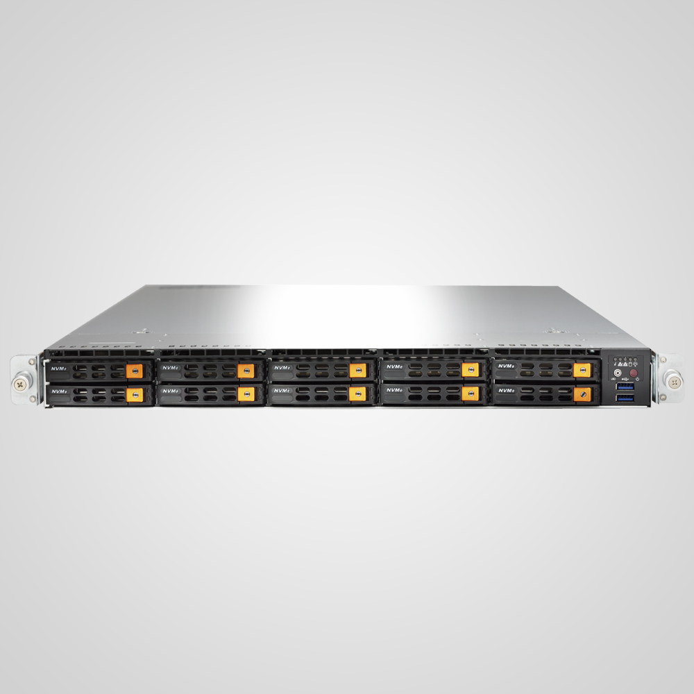 NVMe Storage Server