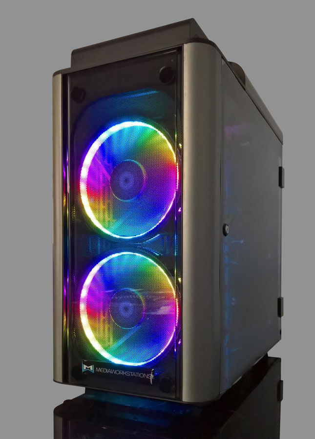 a-X   AMD Threadripper Workstation For CPU and GPU Rendering