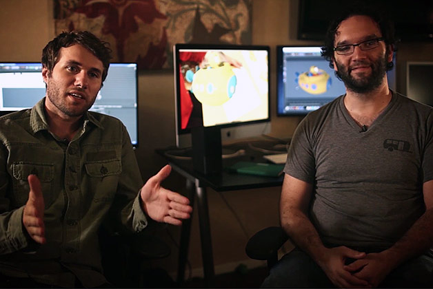 Ian Nelson & Ben Sliverman - MediaWorkStation Success Story
