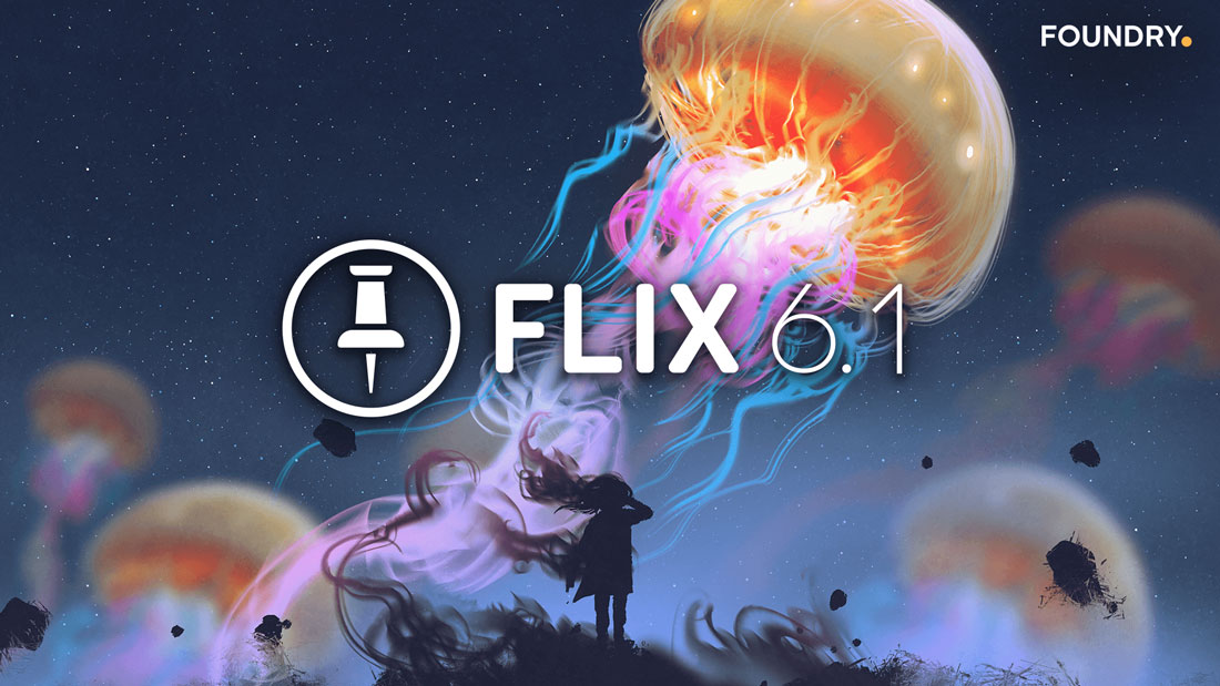 The Foundry Flix 6.1 SIGGRAPH