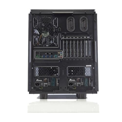 7 GPU Workstation PC, with Intel Xeon W CPU, ECC RAM