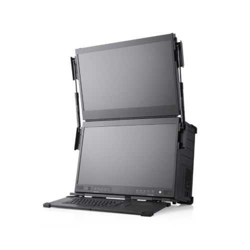 a-X2P DUAL AMD EPYC Portable Workstation PC
