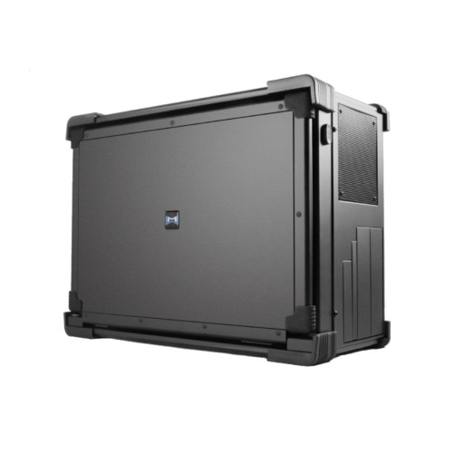 i-XP Intel Portable Workstation PC Side
