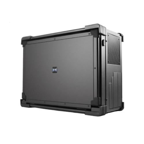 a-XP Portable Threadripper Workstation PC Side
