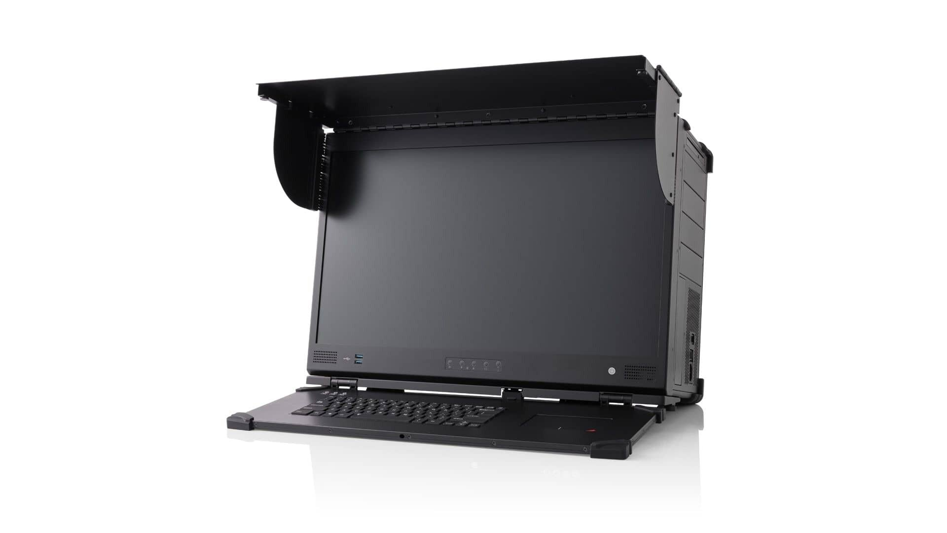 a-X2P Portable Dual EPYC Workstation PC
